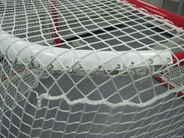 Отбойники для хоккейных ворот